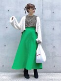 A archives staff employee __megu526__ is wearing archives