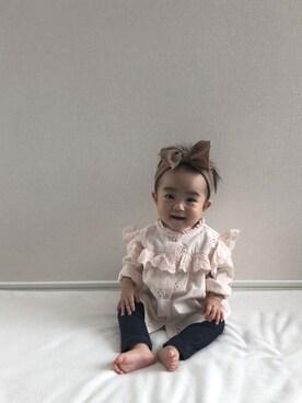 15068f266cdaa 「韓国子供服」のキッズコーディネート一覧 - WEAR