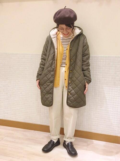 SM2 keittio ララポート磐田む ら ま つさんのローファー「レザーベルトデザインシューズ(Samansa Mos2|サマンサ モスモス)」を使ったコーディネート