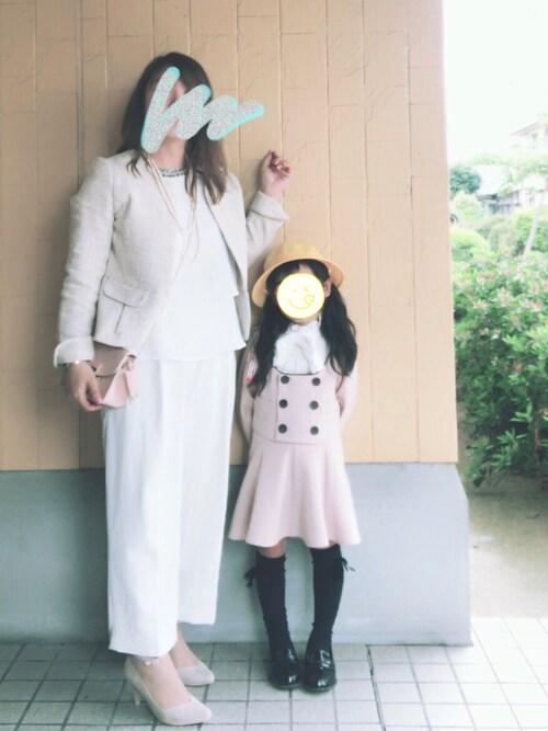 入学式ママ30代