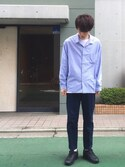 fuuki is wearing BEAUTY&YOUTH UNITED ARROWS