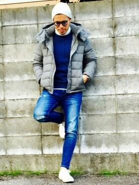 [30代]冬の男性ファッションコーデ2019