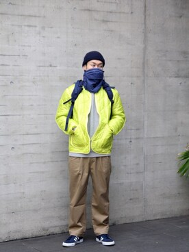 Revelations/|tado_billさんの「VUTANT 3D Drone Sweat Shirt(VUTANT)」を使ったコーディネート