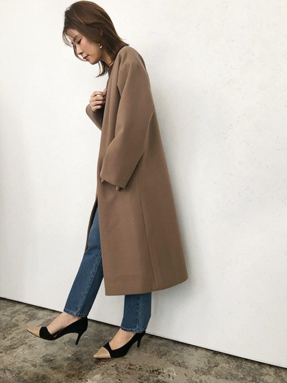 キレイめカジュアル 30代 オフィスカジュアル ファッション