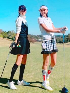 女子 ゴルフ サマンサ タバサ