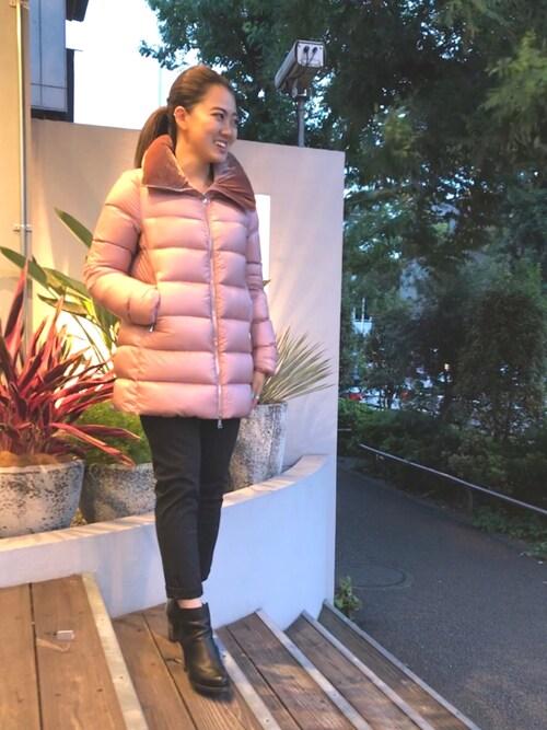 RAWLIFE 代官山店misakiさんのパンツ「Rawtus/ロゥタス/relaxed pants(Rawtus|ロータス)」を使ったコーディネート