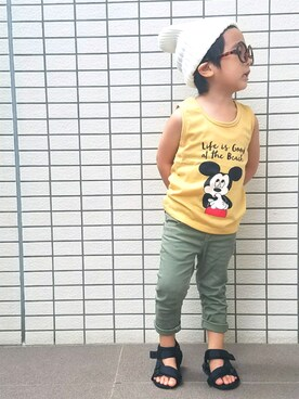 1f41dc30bb9d8 「韓国子供服mylittleclothes」のキッズコーディネート一覧 - WEAR