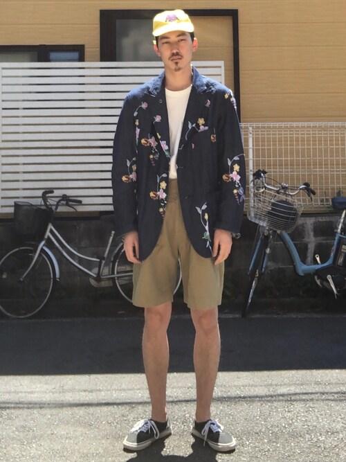takukatsukawaさんの(Engineered Garments)を使ったコーディネート
