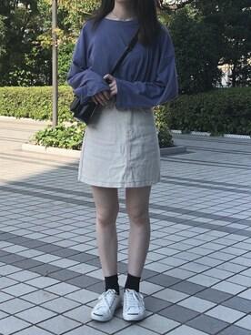 27f99d31dcfdf デニムスカートを使った「ホワイトデニム」のコーディネート一覧 - WEAR