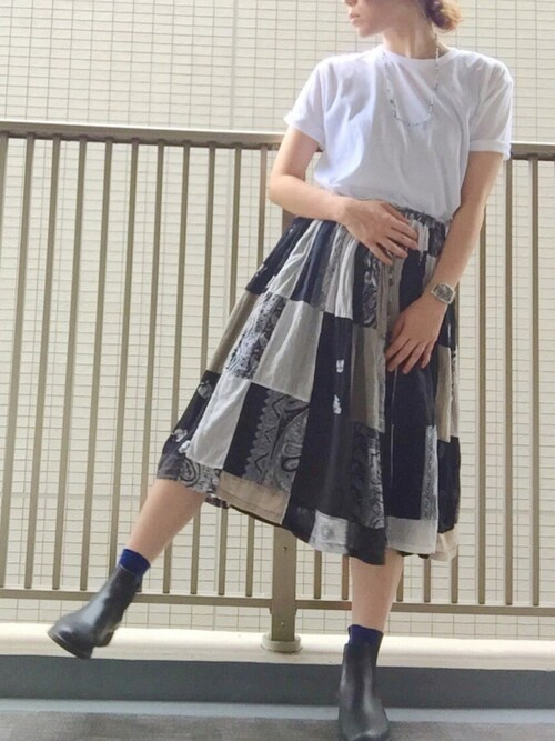 梅雨の服装
