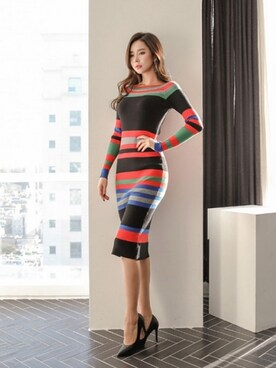 12月おしゃれな女性服ファッションコーデ2019コーデ
