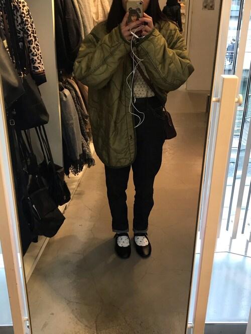 ミユさんのバレエシューズ「カンフーシューズ /  SVEC シュベック kung fu Shoes(SVEC|シュベック)」を使ったコーディネート
