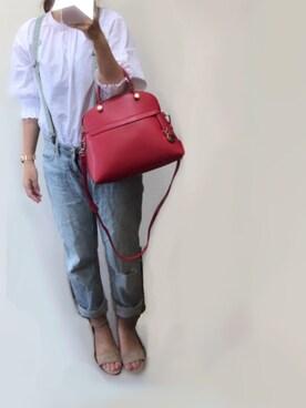 daf42702ee69 Mary|FURLAのハンドバッグを使ったコーディネート - WEAR