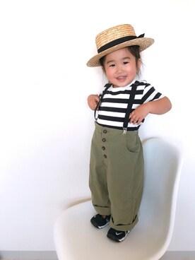 b97d0012c497d 「韓国子供服」のコーディネート一覧 - WEAR