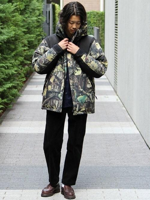 JOURNAL STANDARD 表参道YUKIさんのシャツ/ブラウス「シャンブレーコールREG シャツ#(JOURNAL STANDARD|ジャーナルスタンダード)」を使ったコーディネート