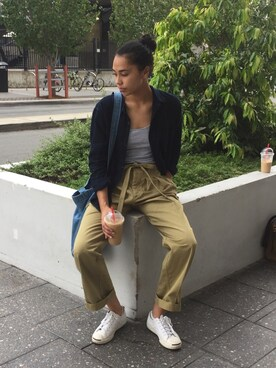 vasitii is wearing VISVIM