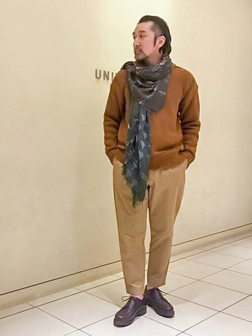 ユナイテッドアローズ 福岡店UNITED ARROWS 福岡店 STAFF 01さんの「(|)」を使ったコーディネート