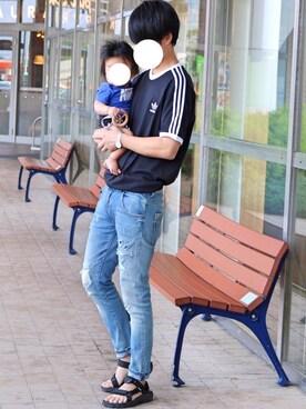 22f9bfe0f9d78 ベビー用品を使った「韓国ファッション」のメンズコーディネート一覧 - WEAR