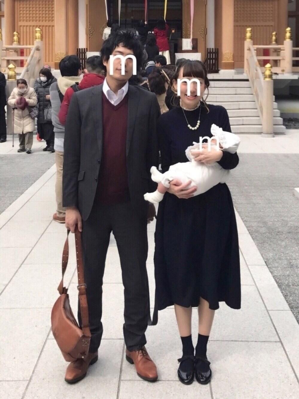 セットアップ パンツスタイル 母親 カジュアル