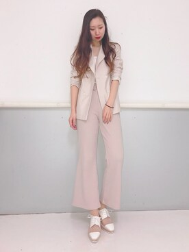 9b0ad23715e0d 神戸マルイ店|yoshika.oさんのドレスシューズ「CAMILLE BIS RANDA