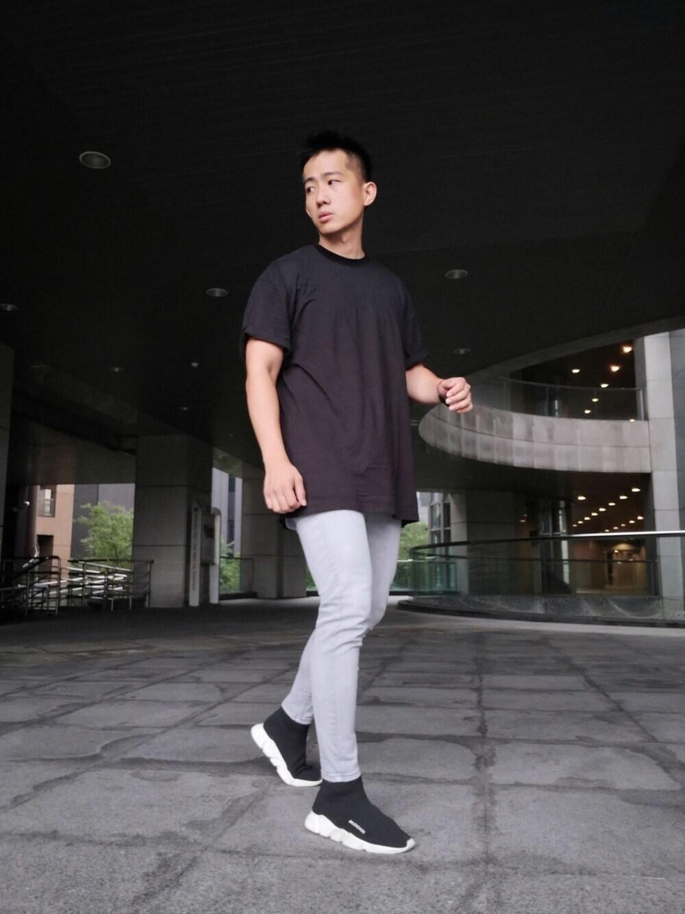 haoyu│BALENCIAGA Sneakers Looks - WEAR