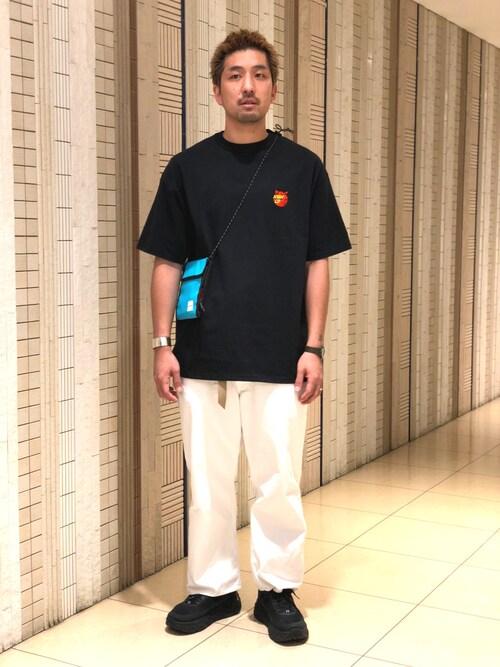 BEAVER渋谷店 Funachangさんの「(|)」を使ったコーディネート