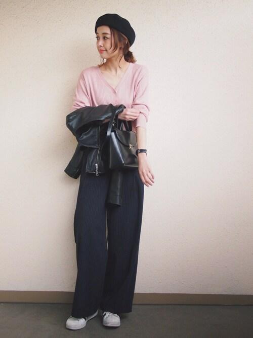 https://wear.jp/mariko0121/9416412/