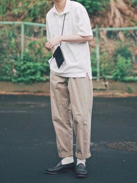 efb12aa368505e ポロシャツを使った「夏コーデ」のコーディネート一覧 - WEAR