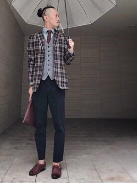 スーツでベストを着た時の留め方3種 シーン別着こなし方