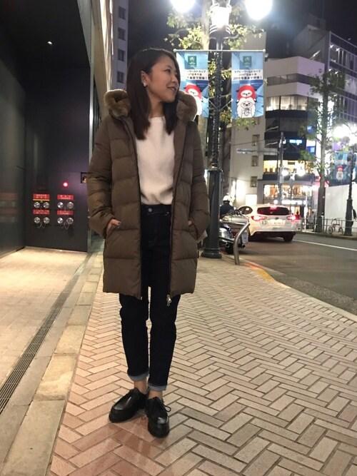 BEAVER渋谷店 もぎもぎ。さんの「( )」を使ったコーディネート