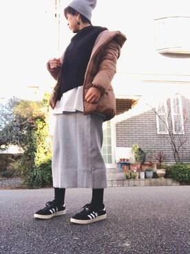 b0b73b6770de Yuka さんの「<adidas Originals(アディダス)>∴CAMPUS キャンパス スニーカー