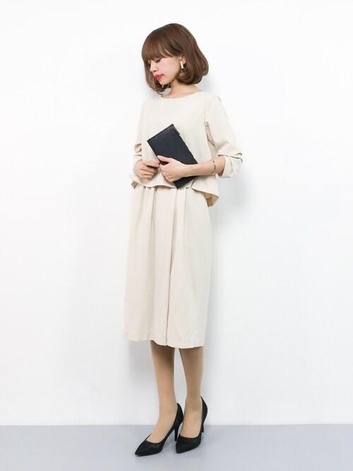 卒業式服装母親