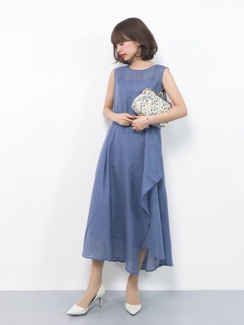 結婚式服装50代