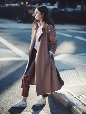 Yulia F. Kirpalani is wearing Max Mara
