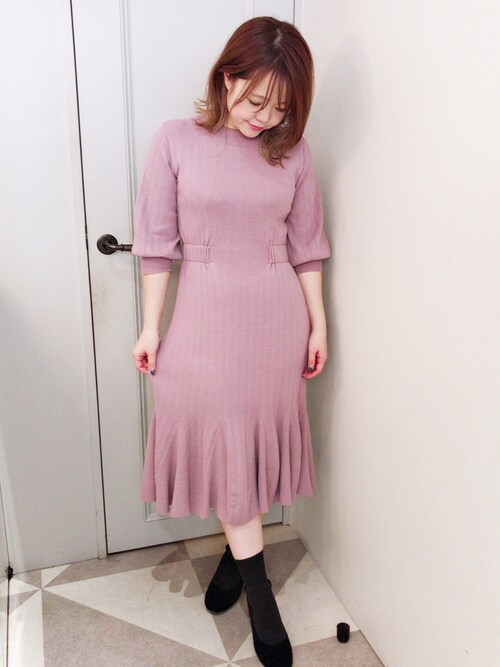 Supreme.La.La.表参道Dスクエア店Mai Hiranoさんの「(|)」を使ったコーディネート
