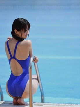 競泳 水着 アイドル