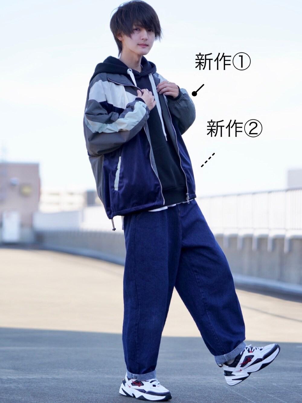 ヨーカドー ビルド 流行ファッション ビックサイズ感 おっさんに関連した画像-05