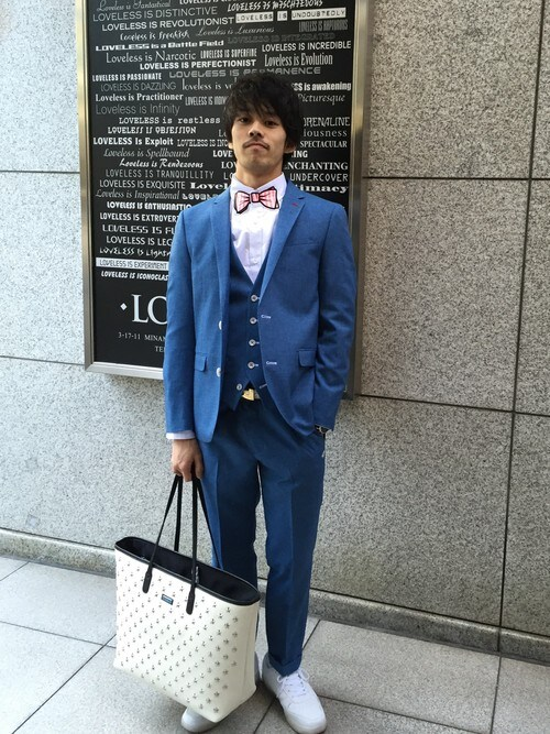 LOVELESS青山yamauchiさんの「( )」を使ったコーディネート
