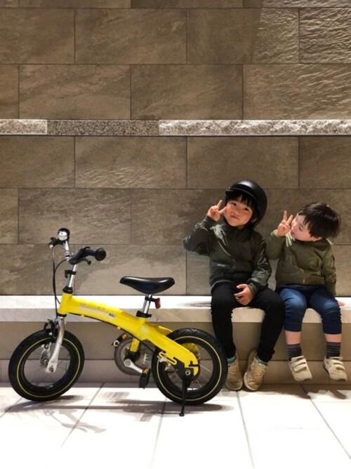 自転車 西松屋