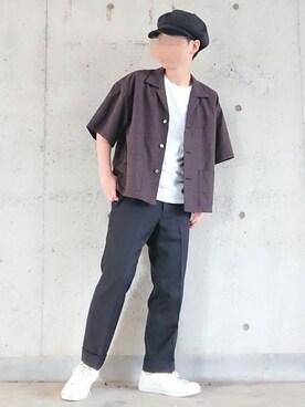 f2671f09d659 「チェックシャツ」のメンズコーディネート一覧 - WEAR