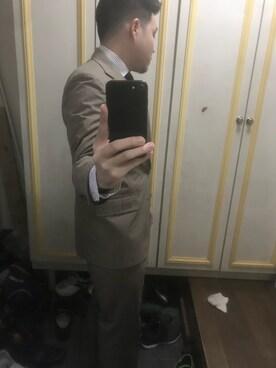 95b00326e52b スーツ/ネクタイを使った「あそびコーデ」のメンズコーディネート一覧 - WEAR