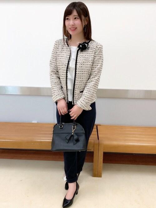 入学式ママ