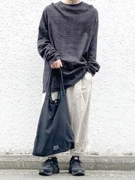 e47b79aca0a2a7 ソックス/靴下を使った「ベージュパンツ」のメンズコーディネート一覧 - WEAR