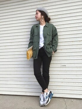 miisuuzuukiiさんの「<ROTHCO>BDUジャケット(BEAUTY\u0026YOUTH UNITED ARROWS|ビューティアンド
