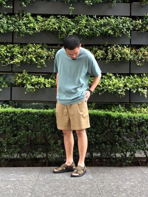 半袖×ショートパンツ・短パン 気温 画像2