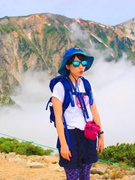 bee2158651 ハットを使った「登山コーデ」のコーディネート一覧 - WEAR