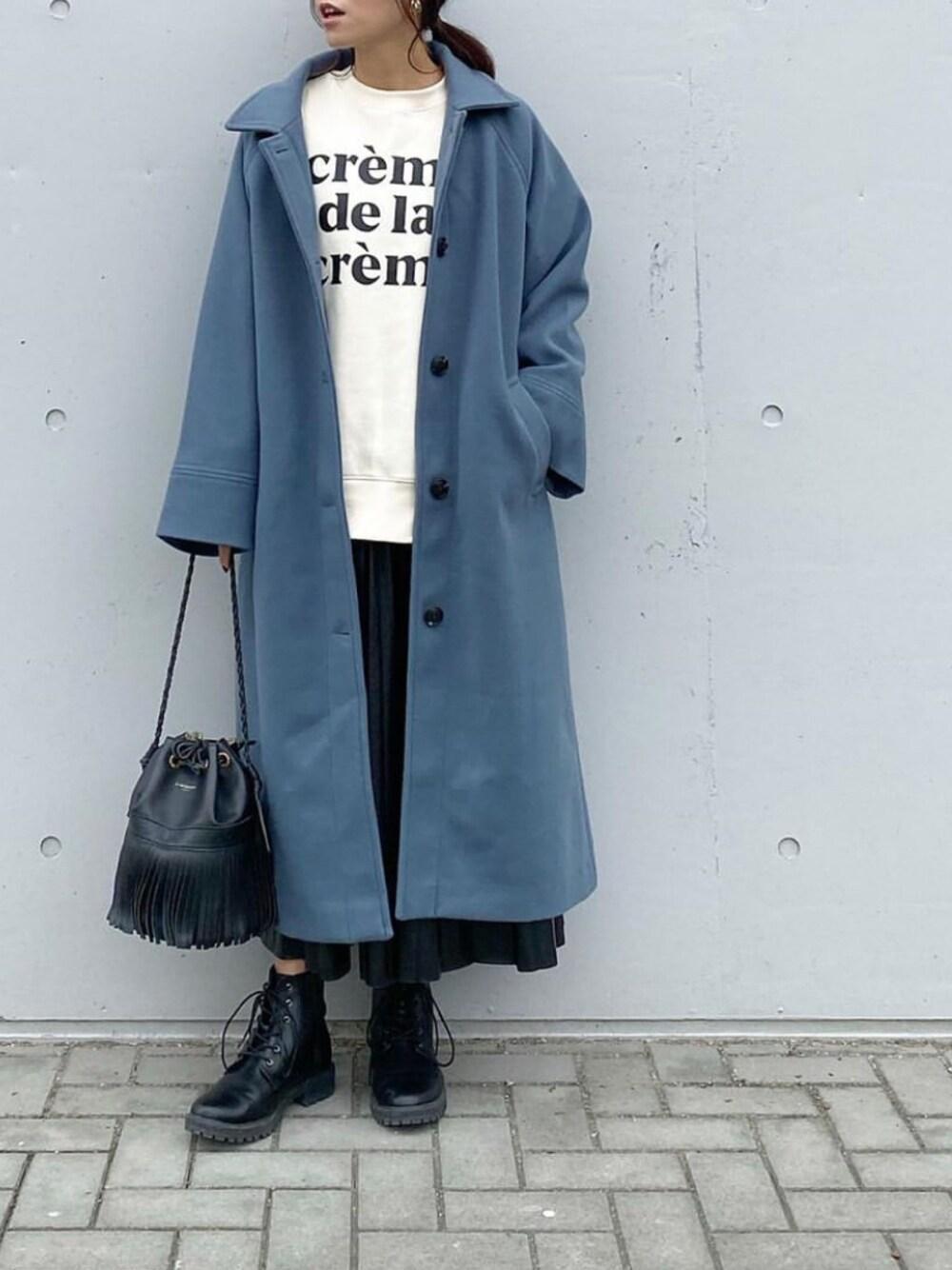 40代 ピエロ スカート