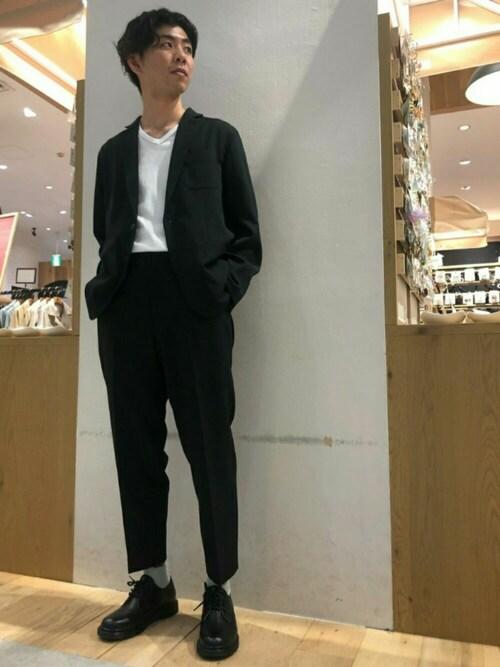 https://wear.jp/discoatmensstaff/14229805/