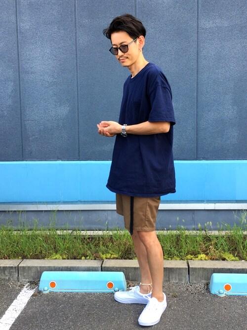 半袖×ショートパンツ・短パン 気温 画像1