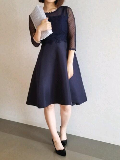 発表会ドレス